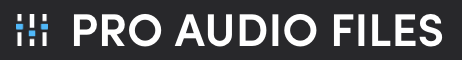 Pro Audio Files logo